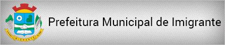 Prefeitura Municipal de Imigrante